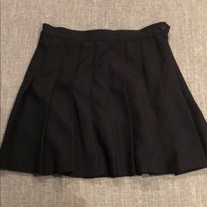 American Apparel Pleated Tennis Skirt